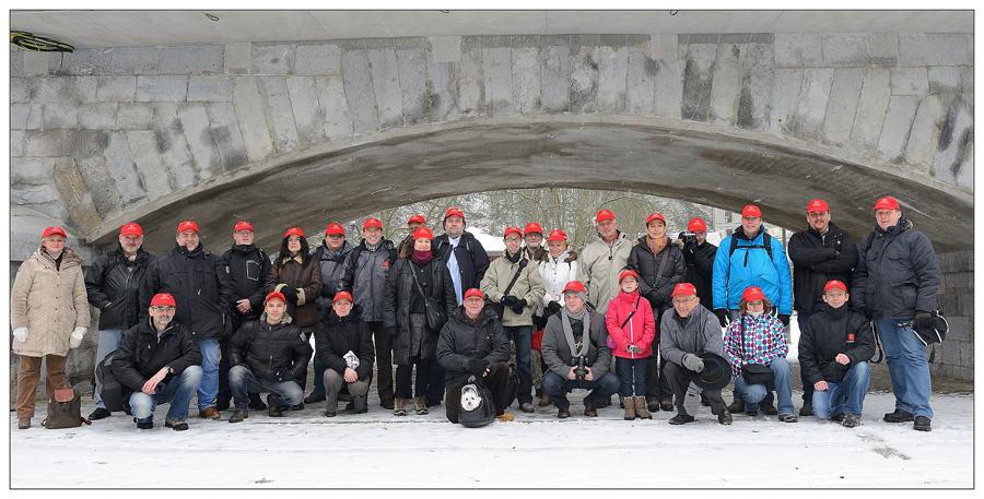 Sortie anniversaire 5 ans du forum à Durbuy le 20 janvier : Les photos d'ambiance 800_0510-2