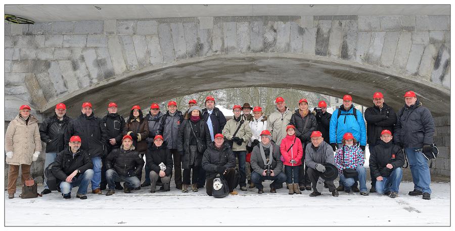 Sortie anniversaire 5 ans du forum à Durbuy le 20 janvier : Les photos d'ambiance 800_0510