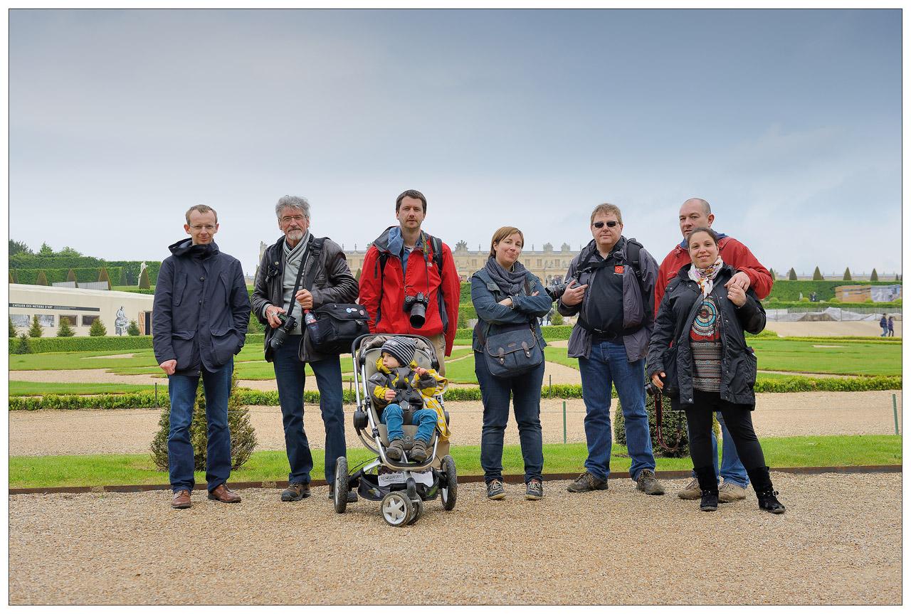 Sortie annuelle à Versailles - parc animalier de Nesles, les 2 3 4 mai 2014 : Les photos d'ambiances 800_3487